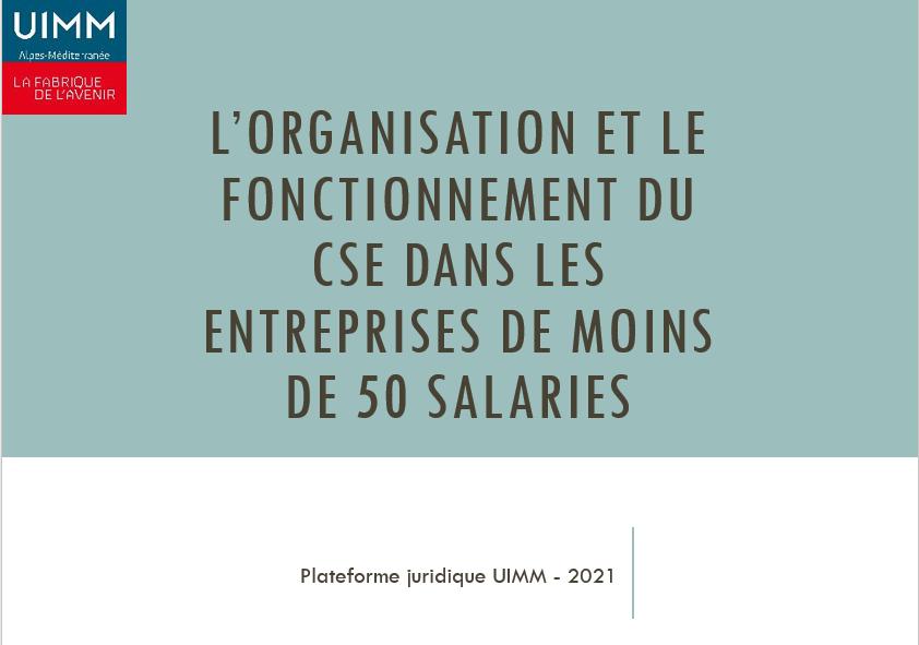 Présider et animer le CSE dans les entreprises de moins de 50 salariés